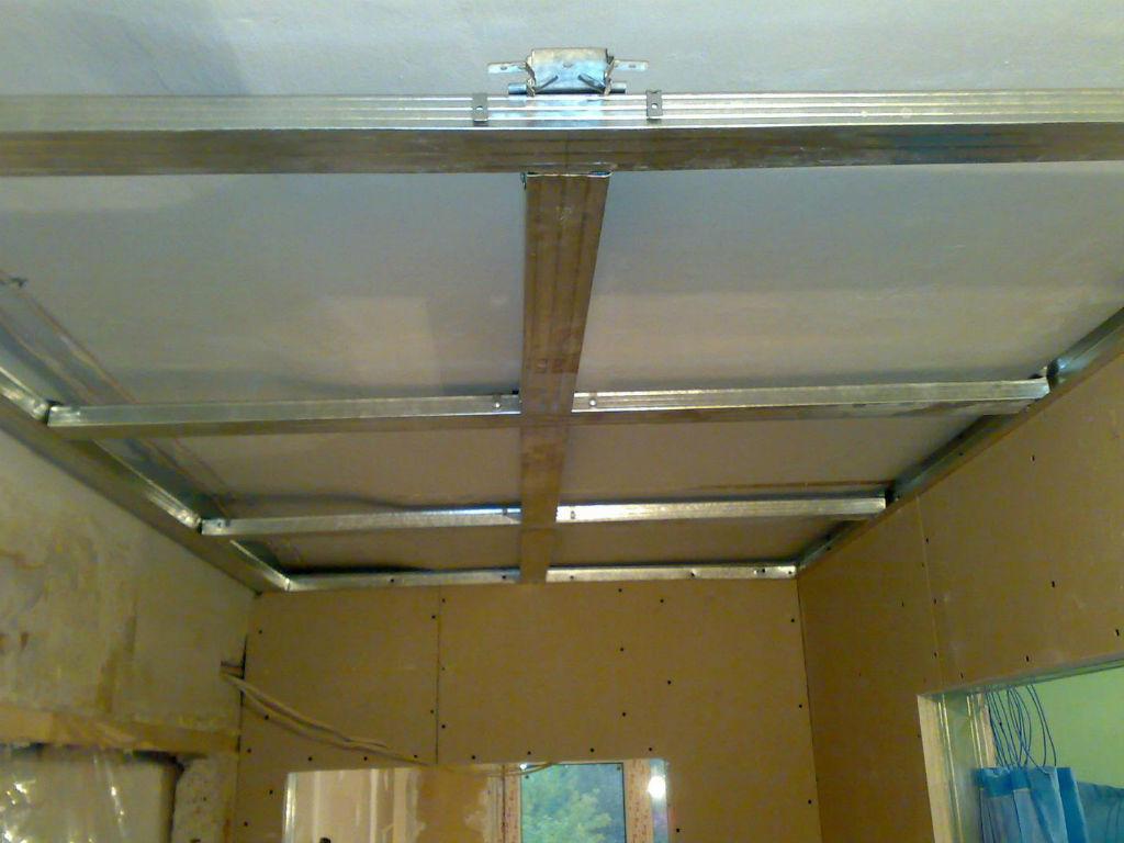 Потолок в прихожей своими руками фото фото 807