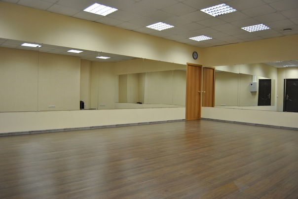 Танцевальный зал своими руками