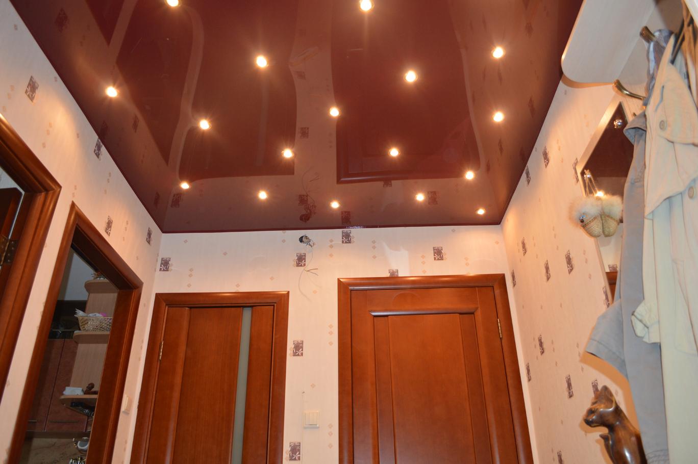 Подвесной потолок своими руками в прихожей фото 834