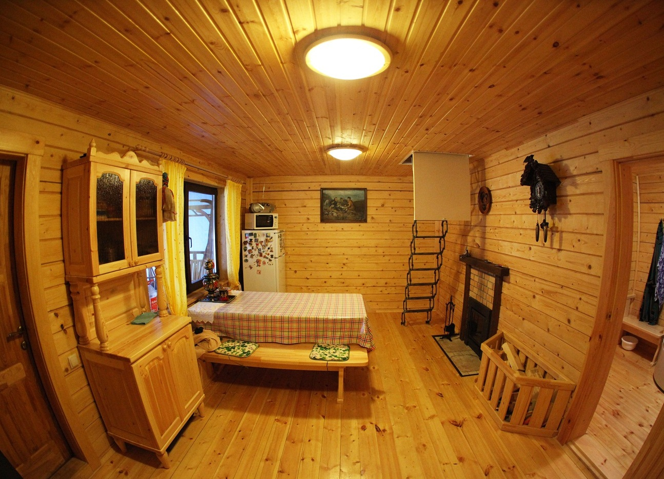 Комната для отдыха своими руками