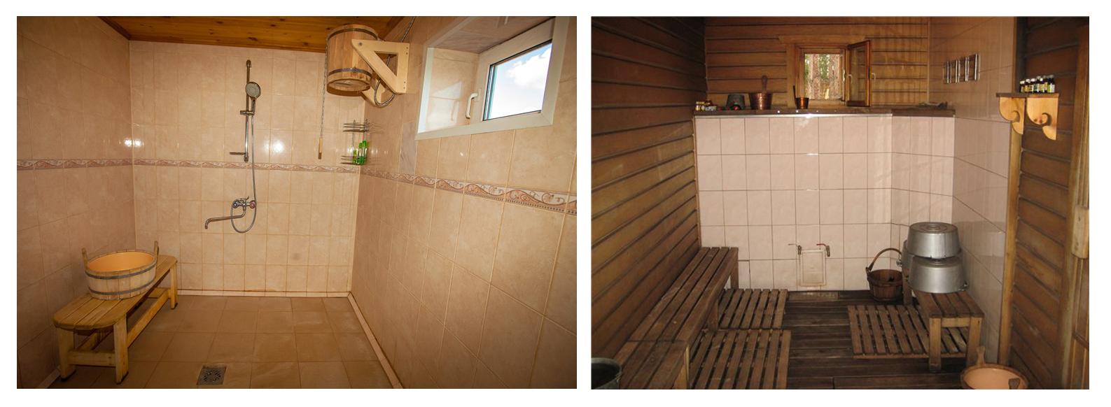 Моечная в бане своими руками 83