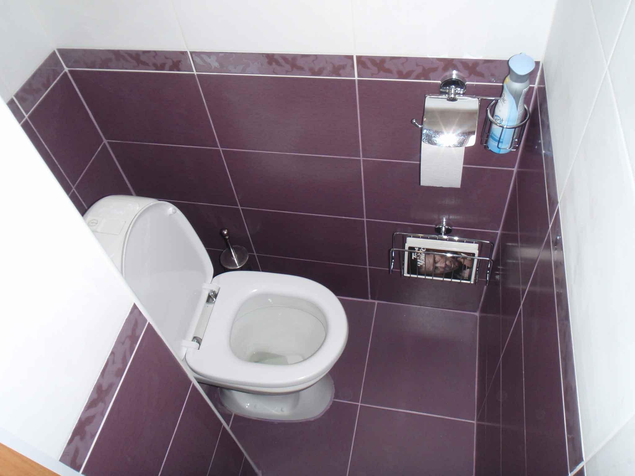 Как уложить плитку в туалете своими руками фото 489