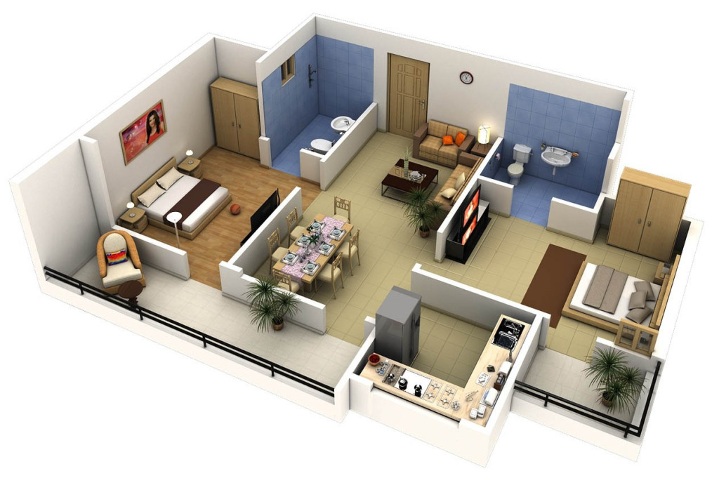 2-bedroom-apartment-plan