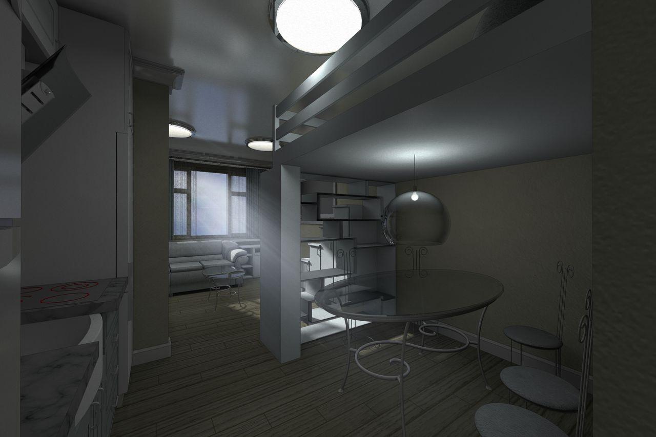 1-Г__Кухня-столовая__1