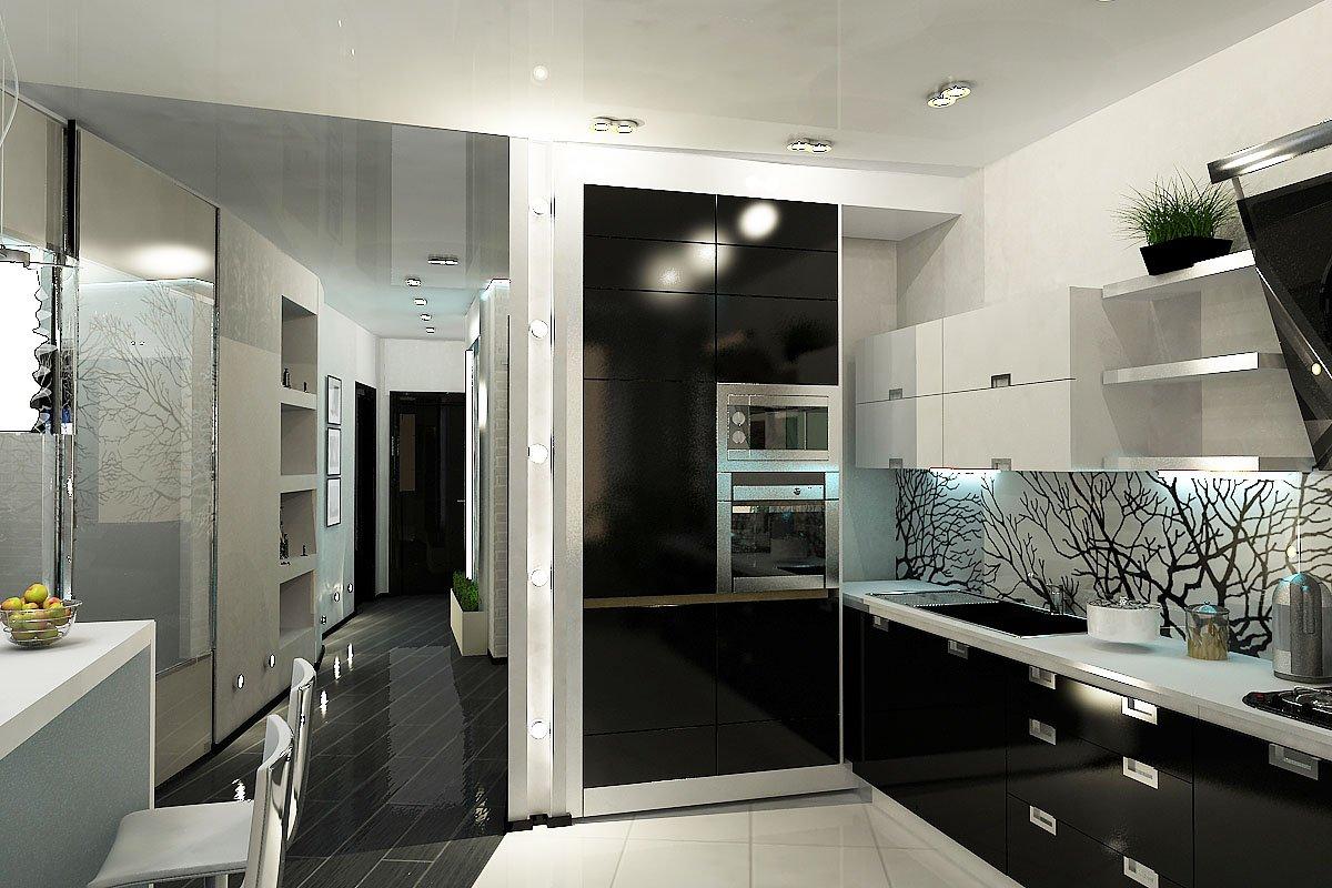 Ремонт кухни: дизайн