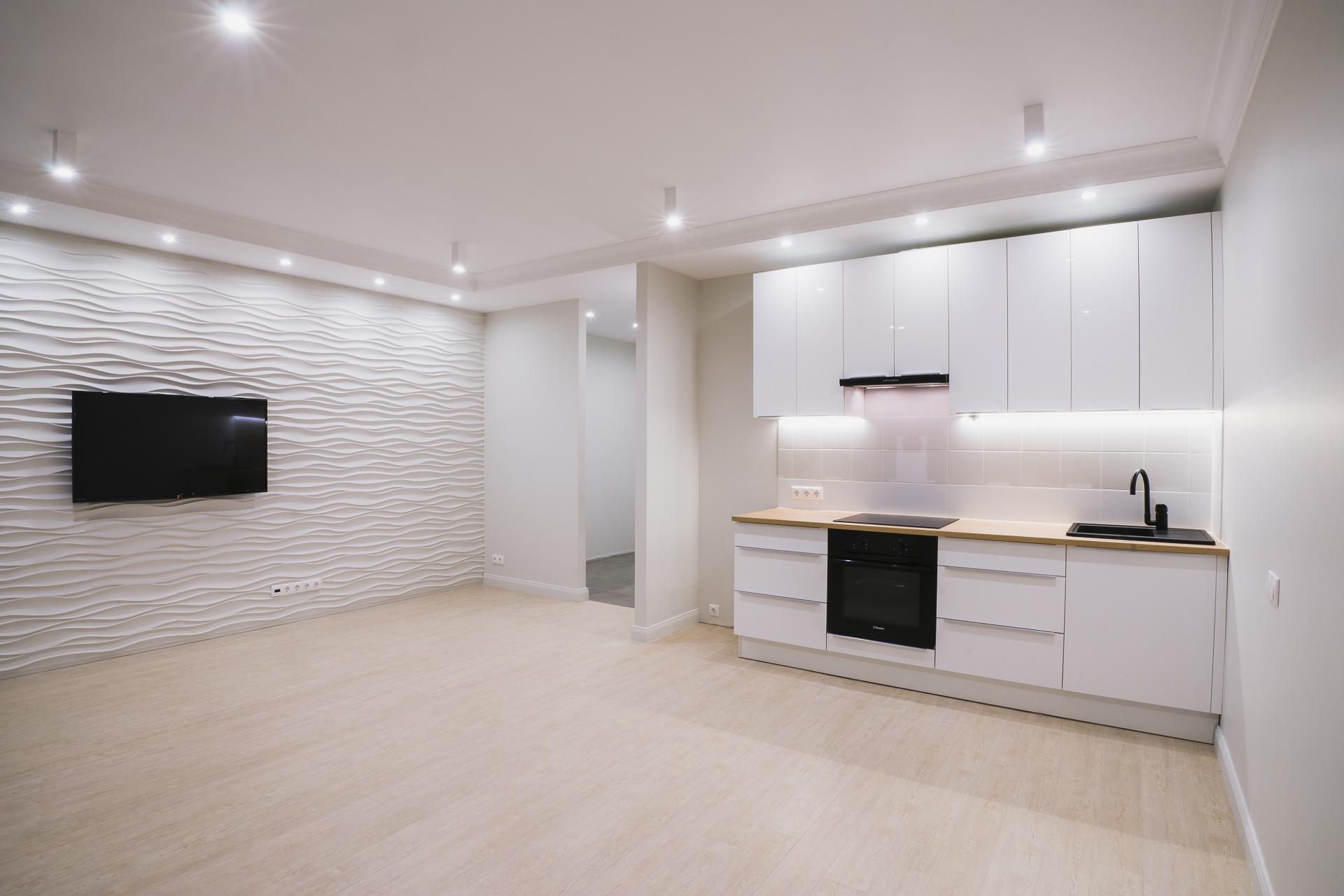 Дизайн, ремонт, отделка квартир в Москве
