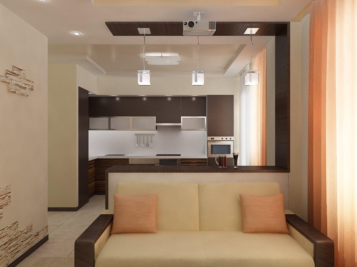 Дизайн интерьера квартир, цены на дизайн и ремонт квартир