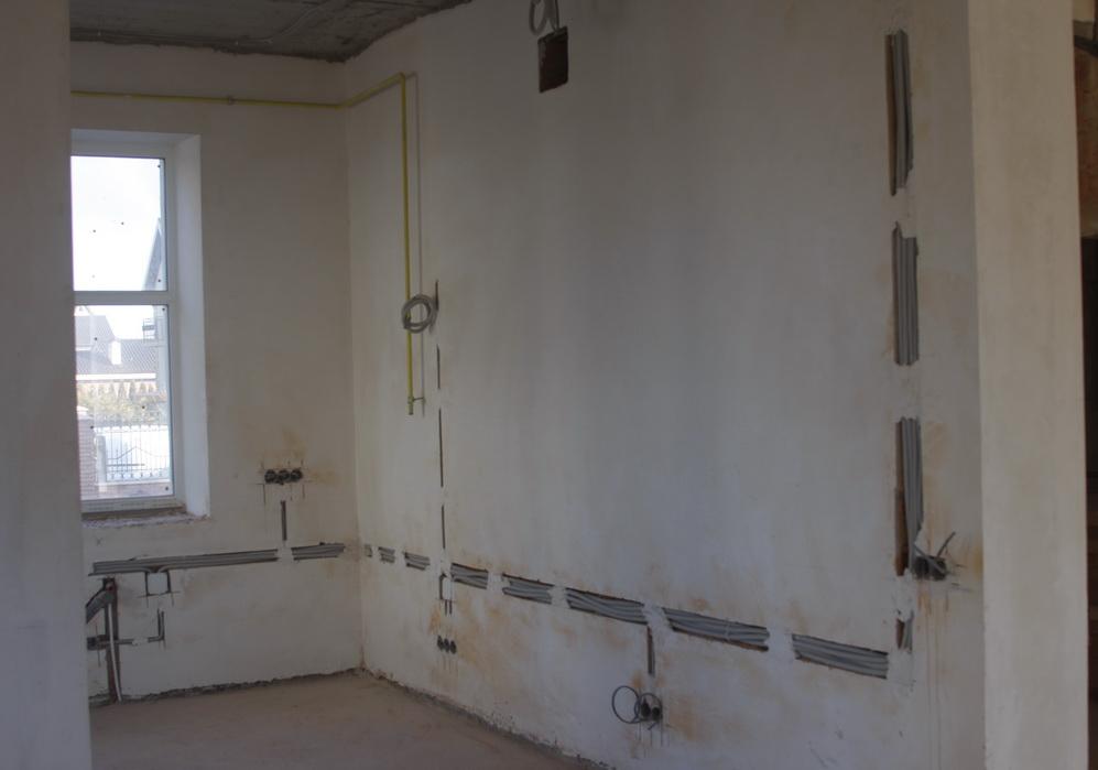 Электромонтаж квартиры в новостройке своими руками
