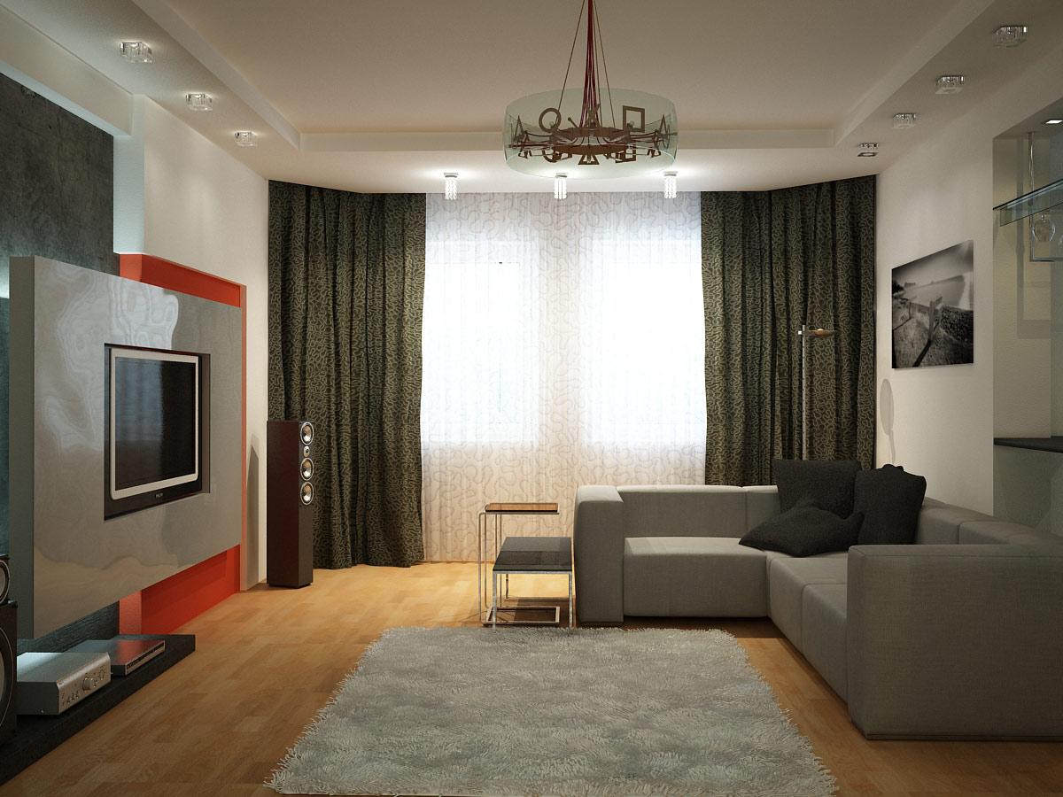 Ремонт и отделка двухкомнатной квартиры в новостройке под