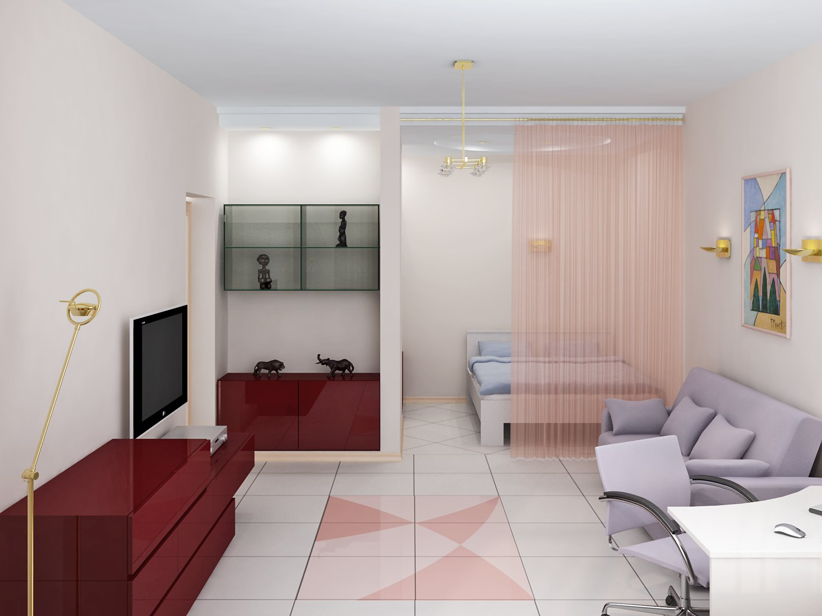 фото запланированных однокомнатных квартир в двухкомнатные