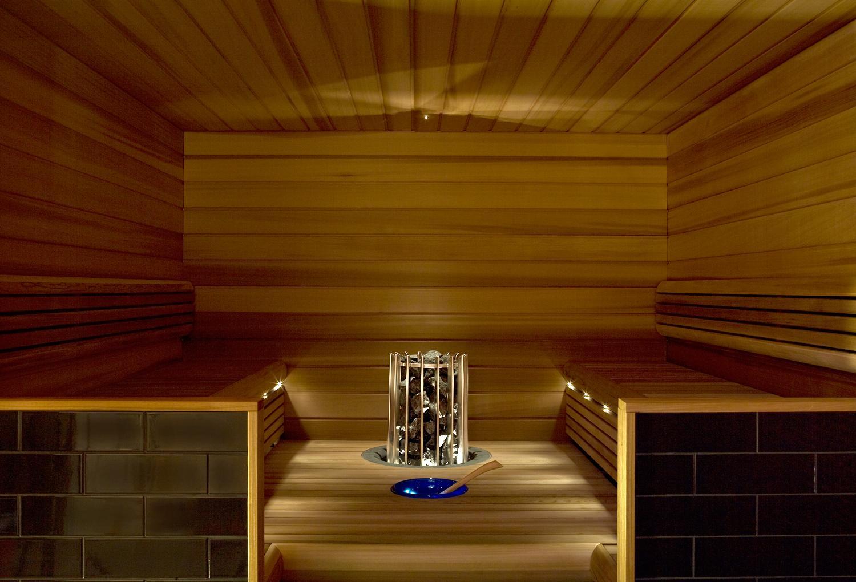 Электрокаменка для бани своими руками 40