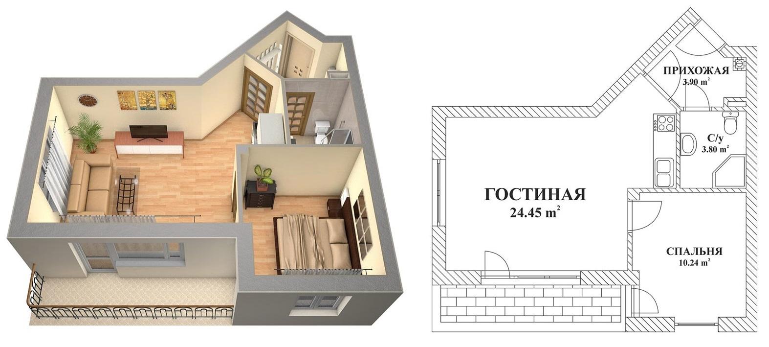 Ремонт квартир в Сергиевом Посаде Сравнить цены, купить