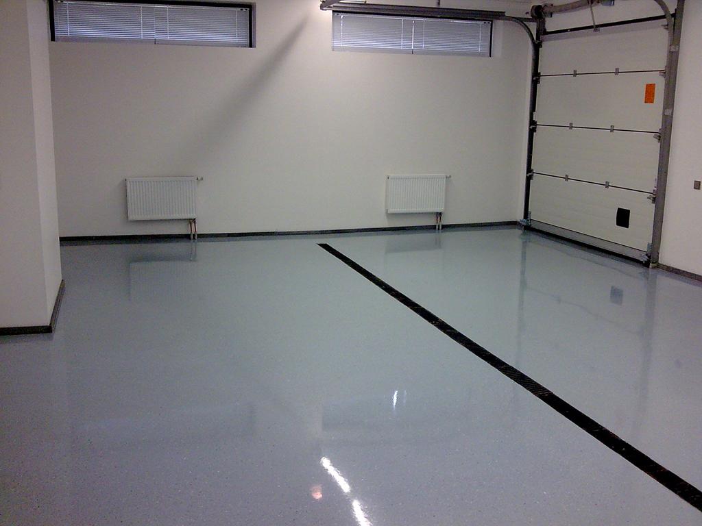 Мастичные наливные полы для гаража инструменты для шпатлевки автомобиля