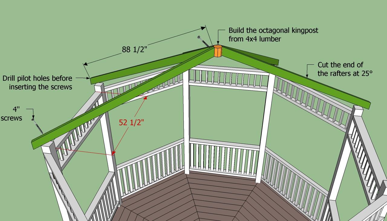 Песочница восьмиугольная пошаговая инструкция