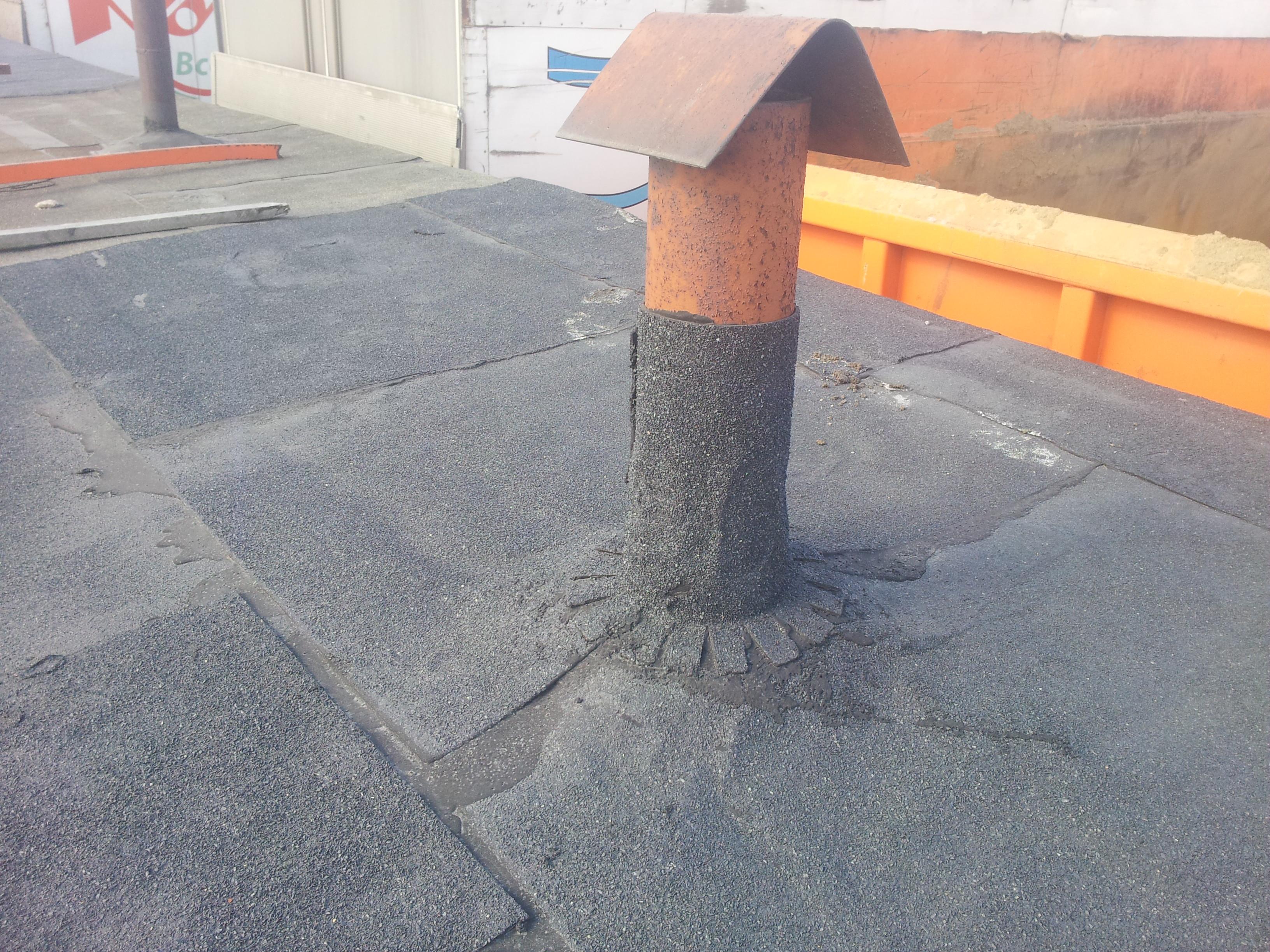 Крыши гаражей: ремонт кровли 41