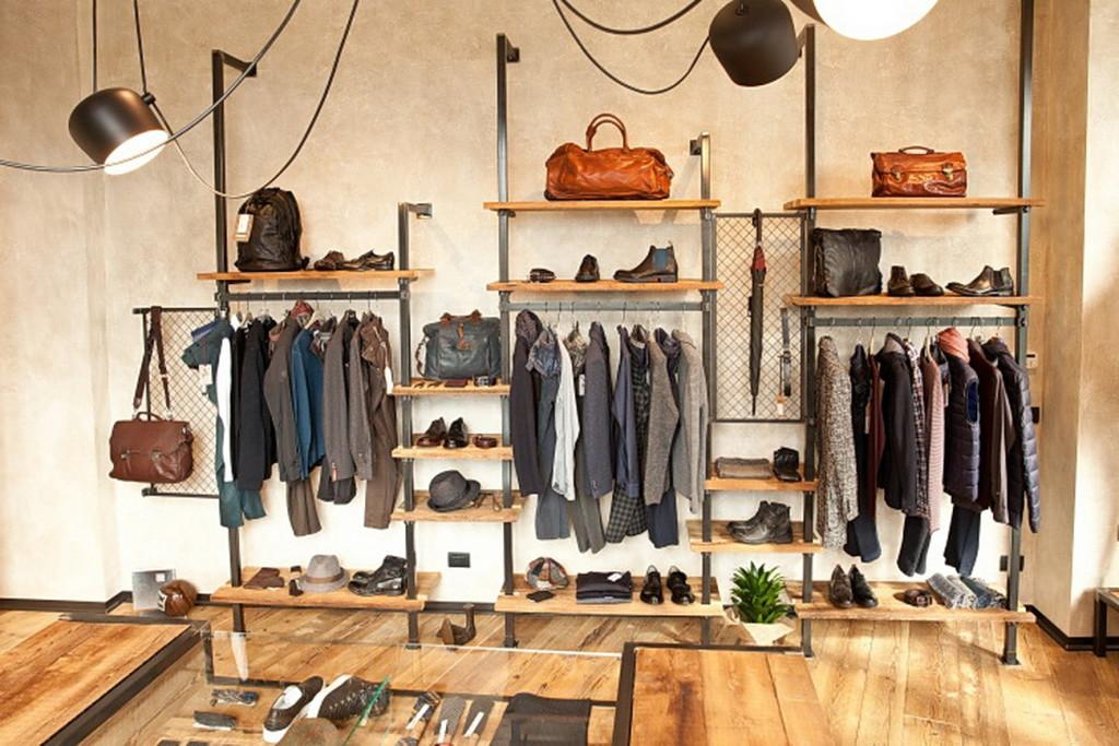 Дизайн магазина лофт