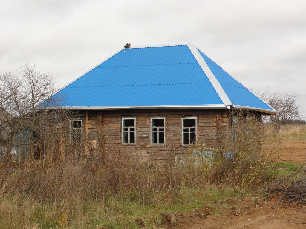 Крыша_крашеный_шифер