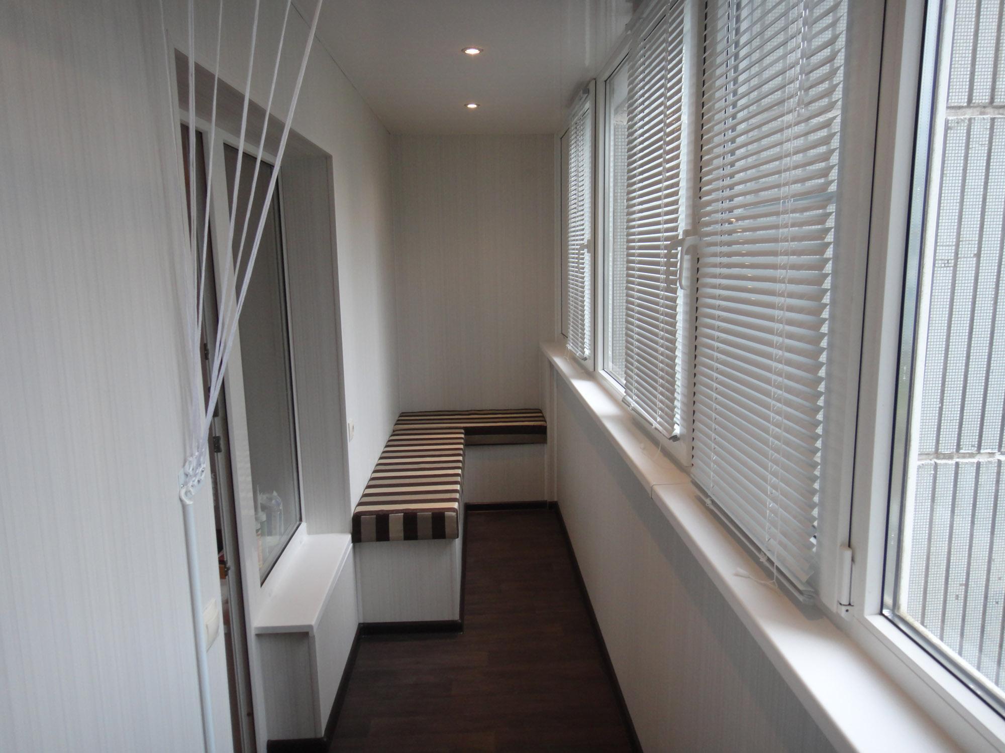 Идеи и ремонта балконов 40