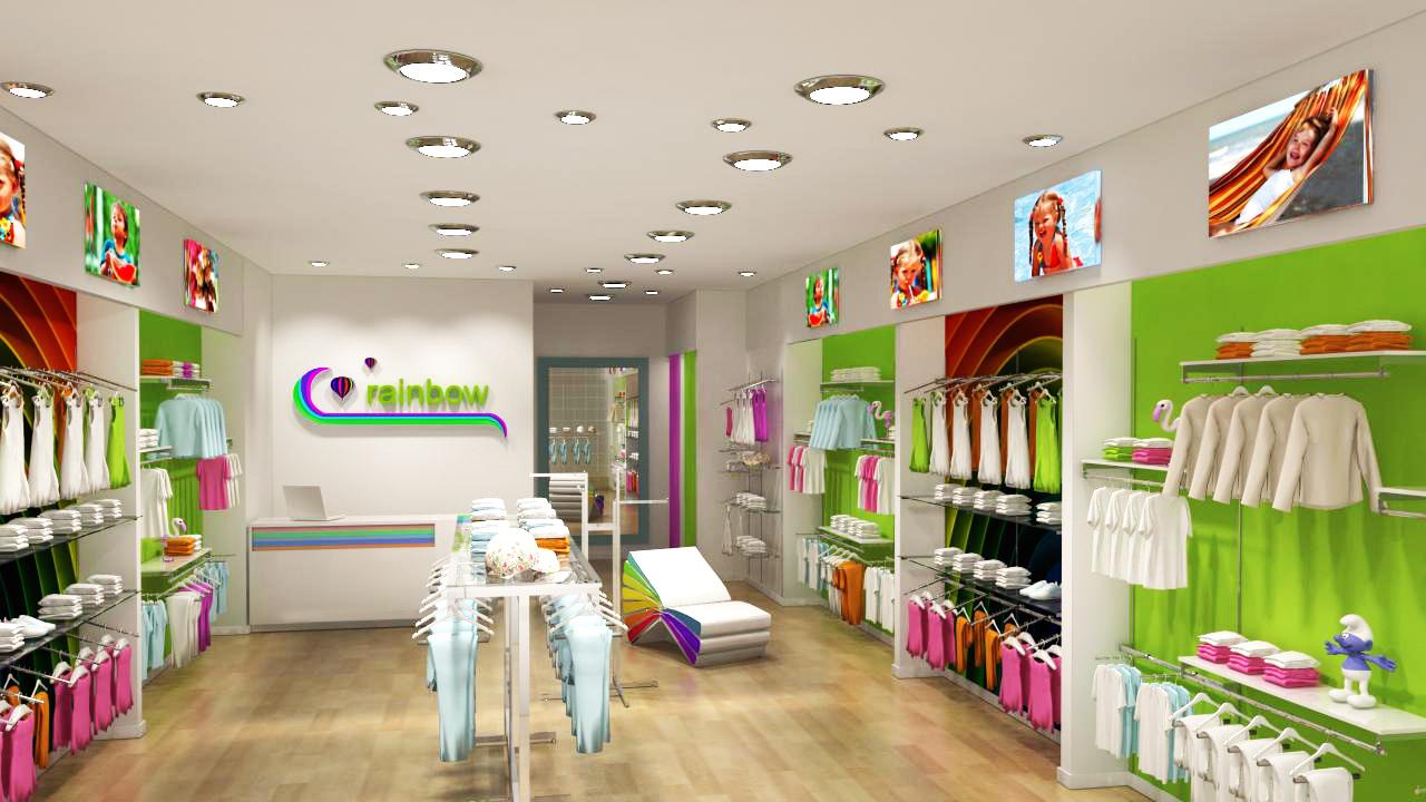 c33a2f7dfa74 dizayn-magazina. Оформляя детский магазин ...
