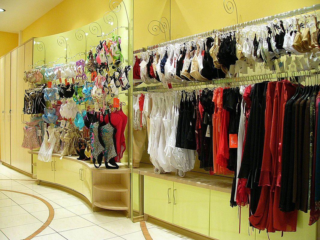 Магазин Нижней Одежды Женской