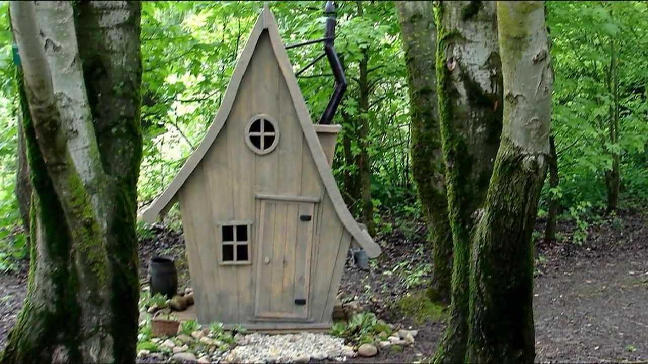Домик для туалета на даче своими руками фото фото 179