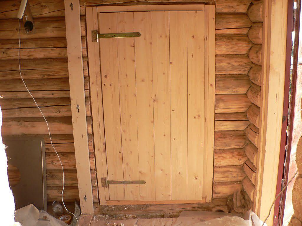 Двери в бане своими руками 57