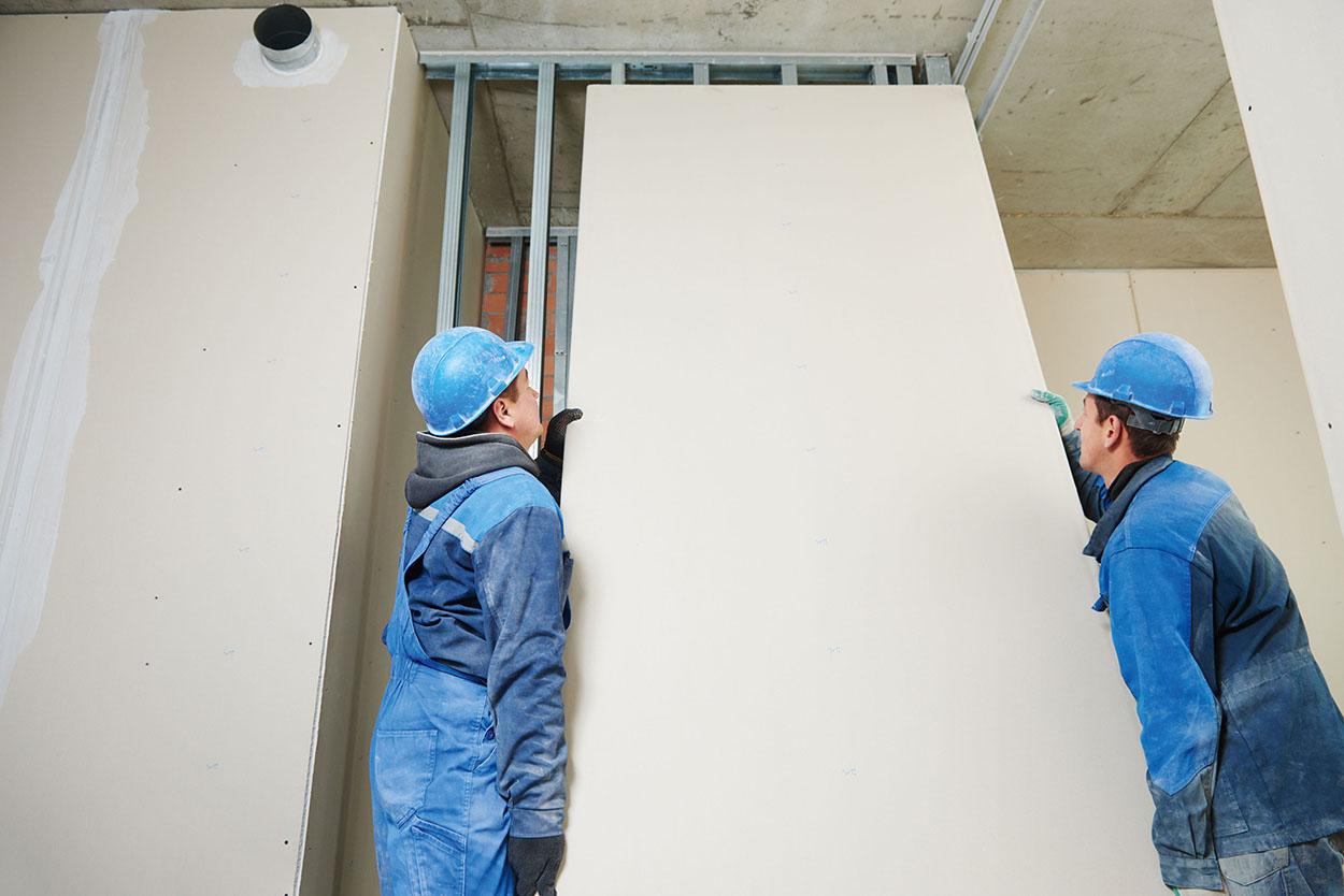 Заделка деформационных швов в зданиях