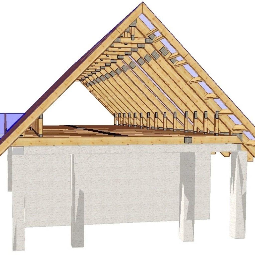 Устройство крыши дома своими руками фото 995