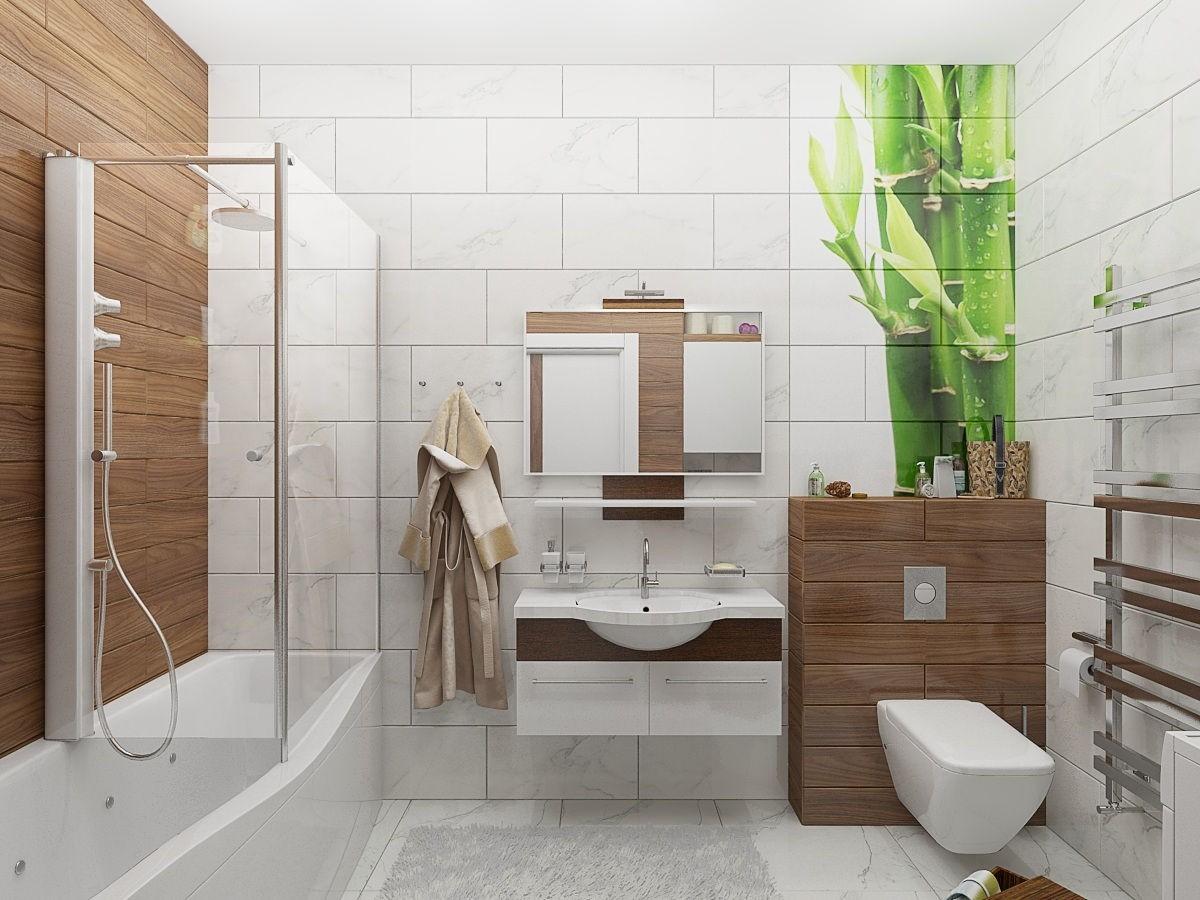 Дизайн ванной дешево