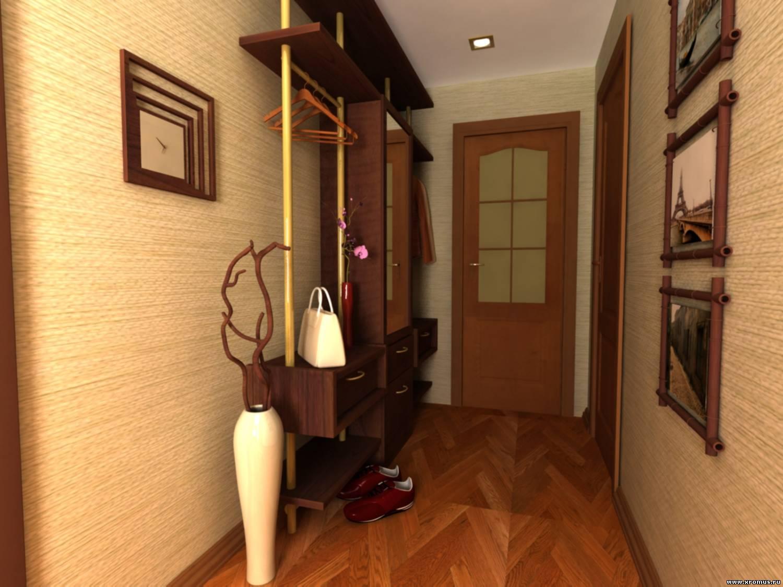Как сделать дизайн прихожей в квартире фото
