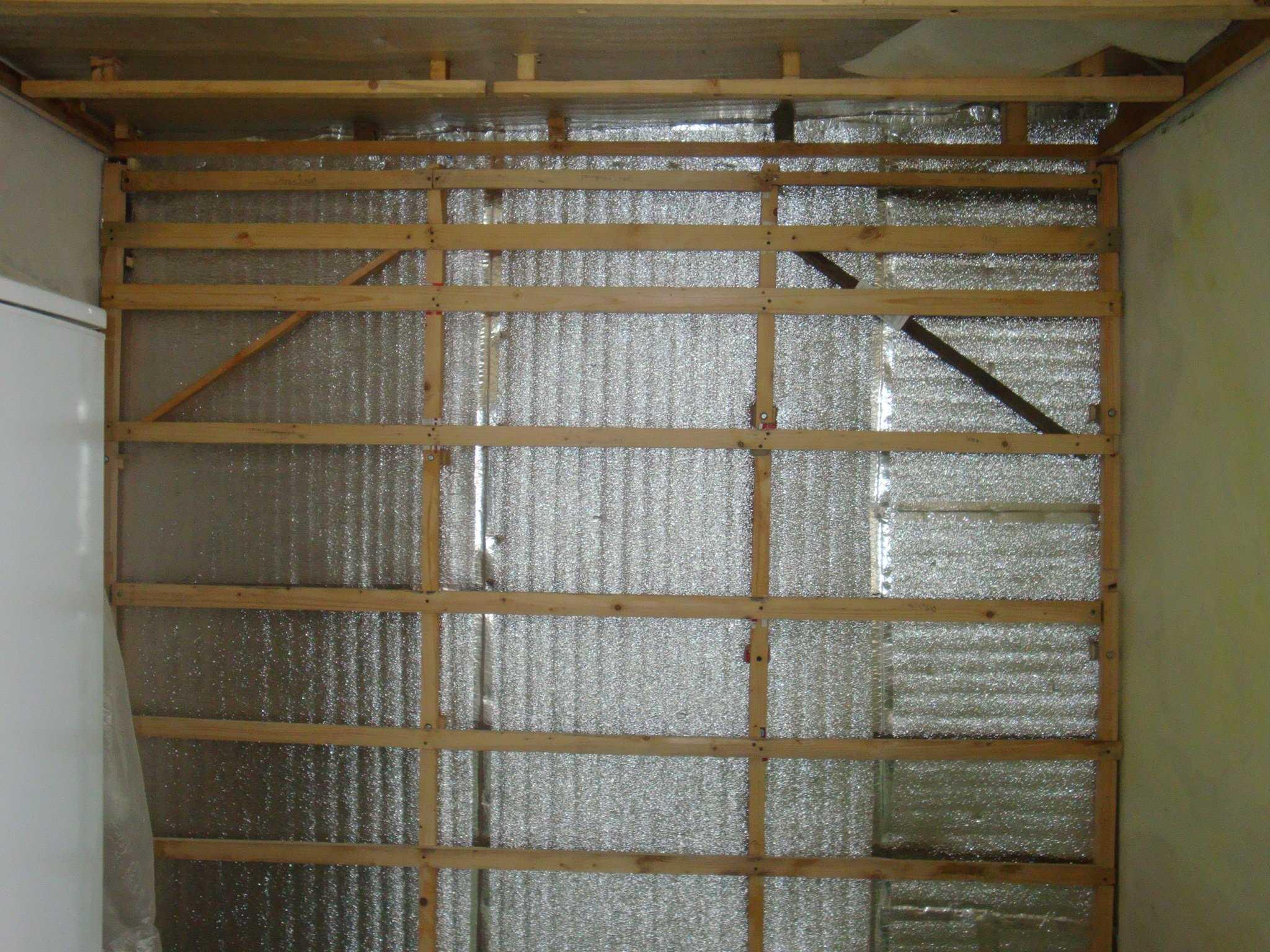 Как сделать деревянный каркас под пластиковые панели
