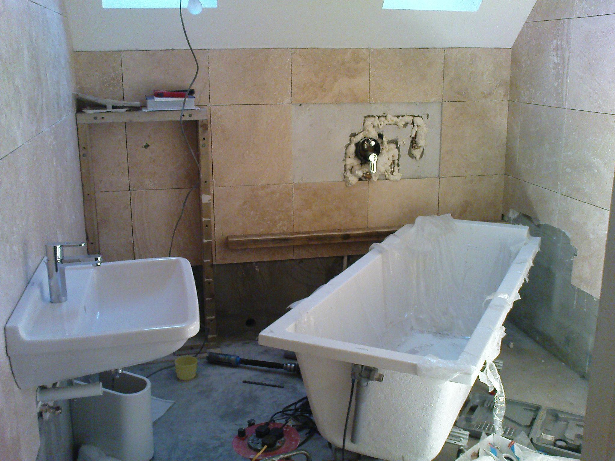 Ремонт ванной своими руками с чего начать 747
