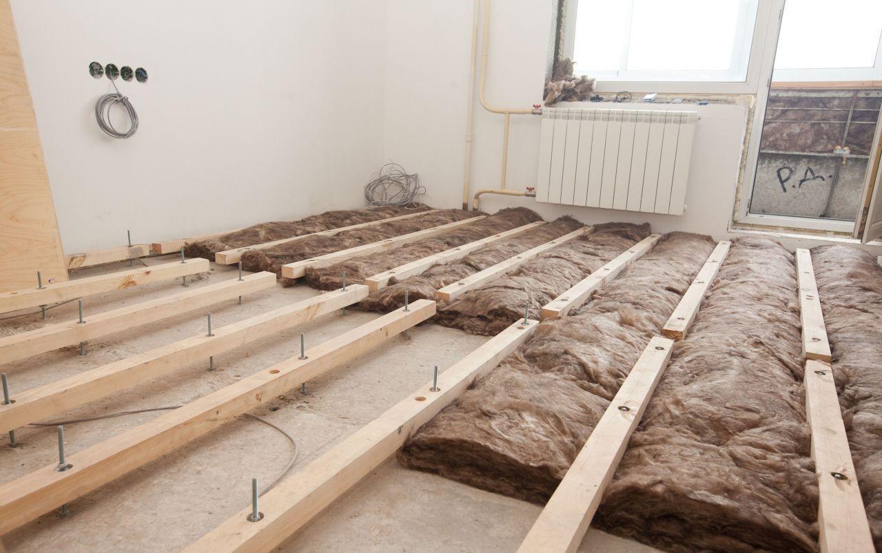 Как сделать теплые полы если в квартире деревянные полы