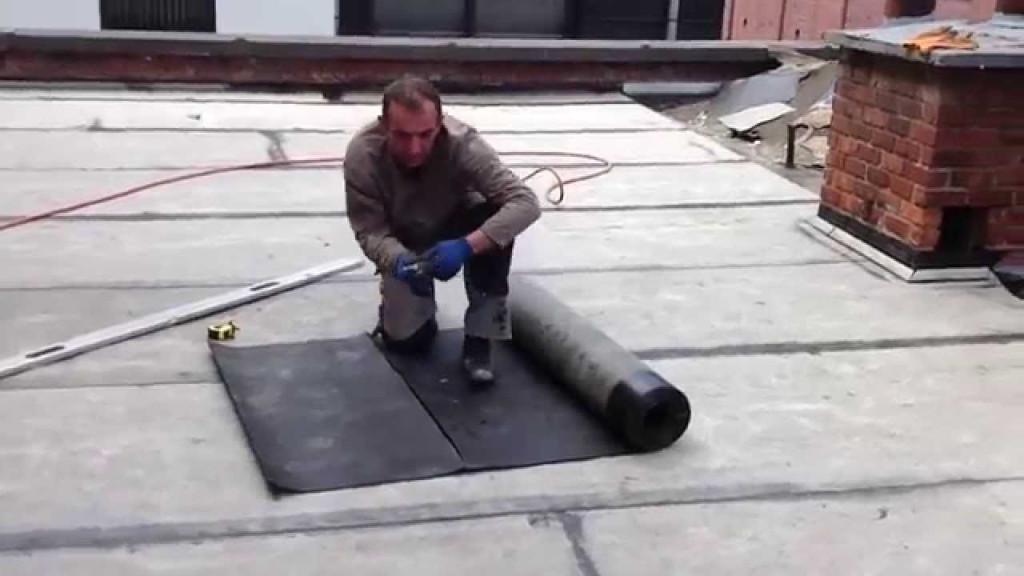 Кроем крышу рубероидом своими руками 26