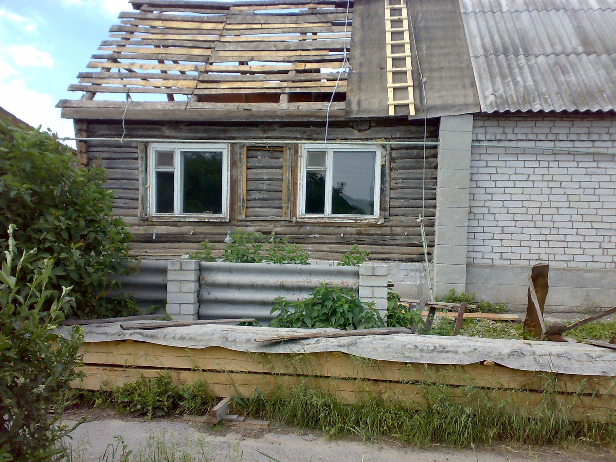 Фото ремонта частного дома своими руками