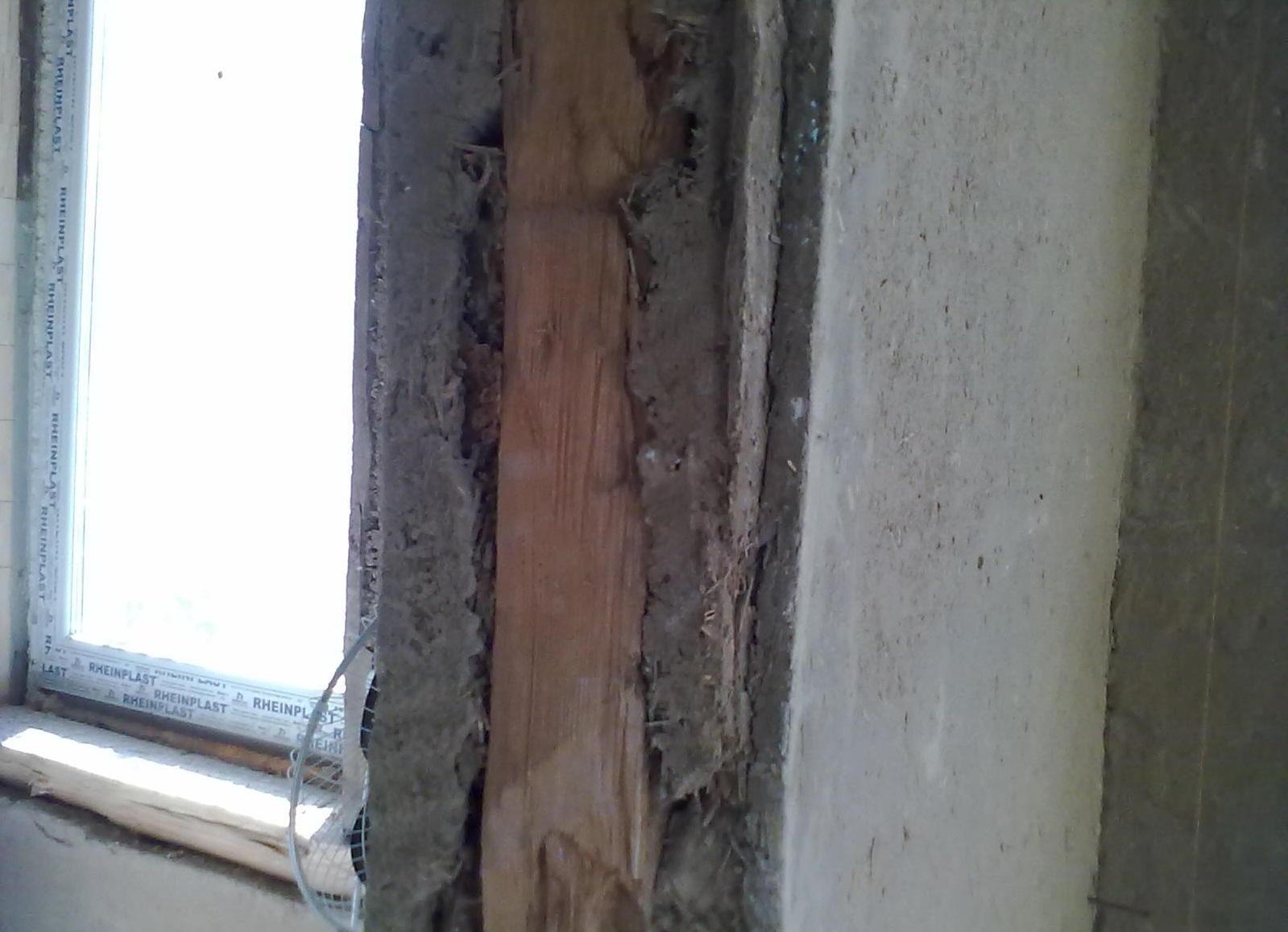 Ремонт шлакового дома своими руками 34