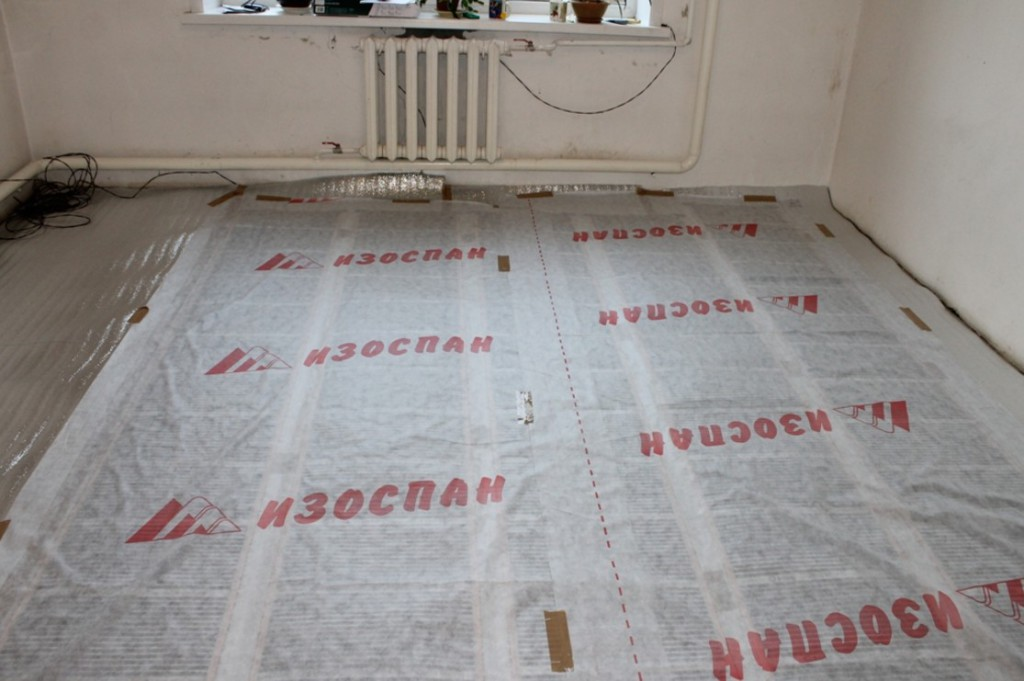 IZOSPAN-floor-waterproofing