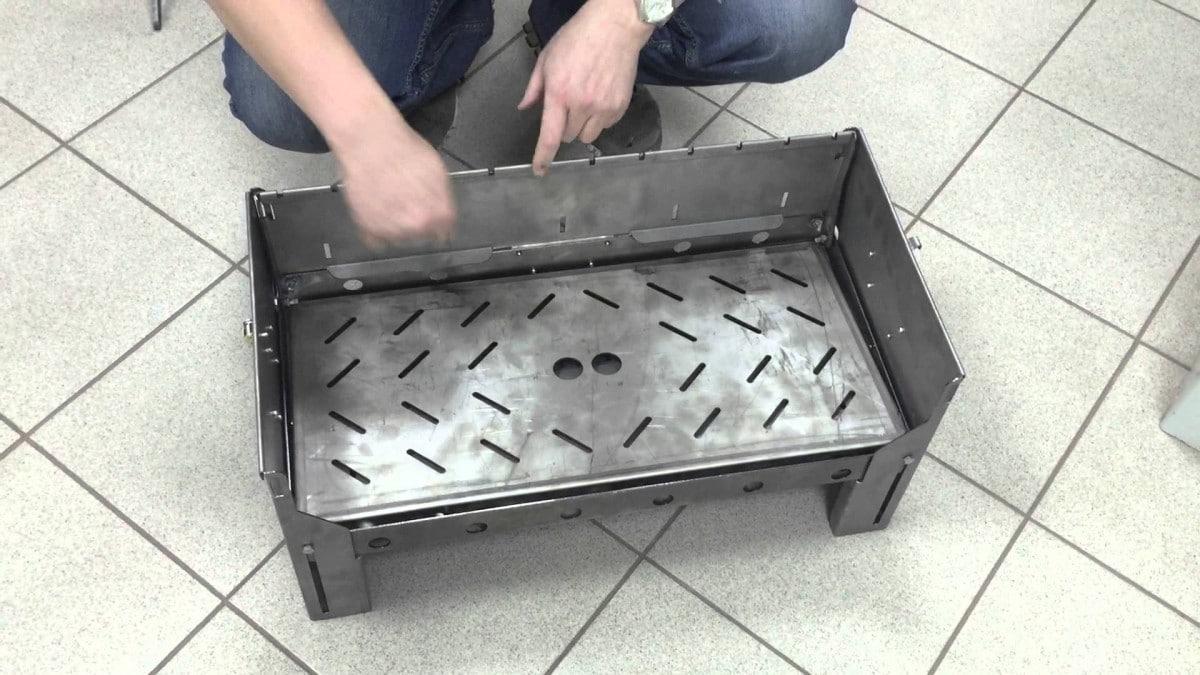 Покраска металла огнезащитой