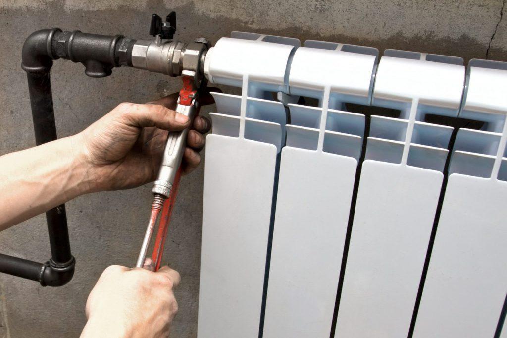 Как сделать радиаторное отопление 161