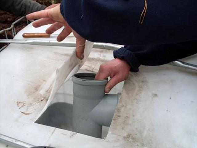 Труба из бетона своими руками 48