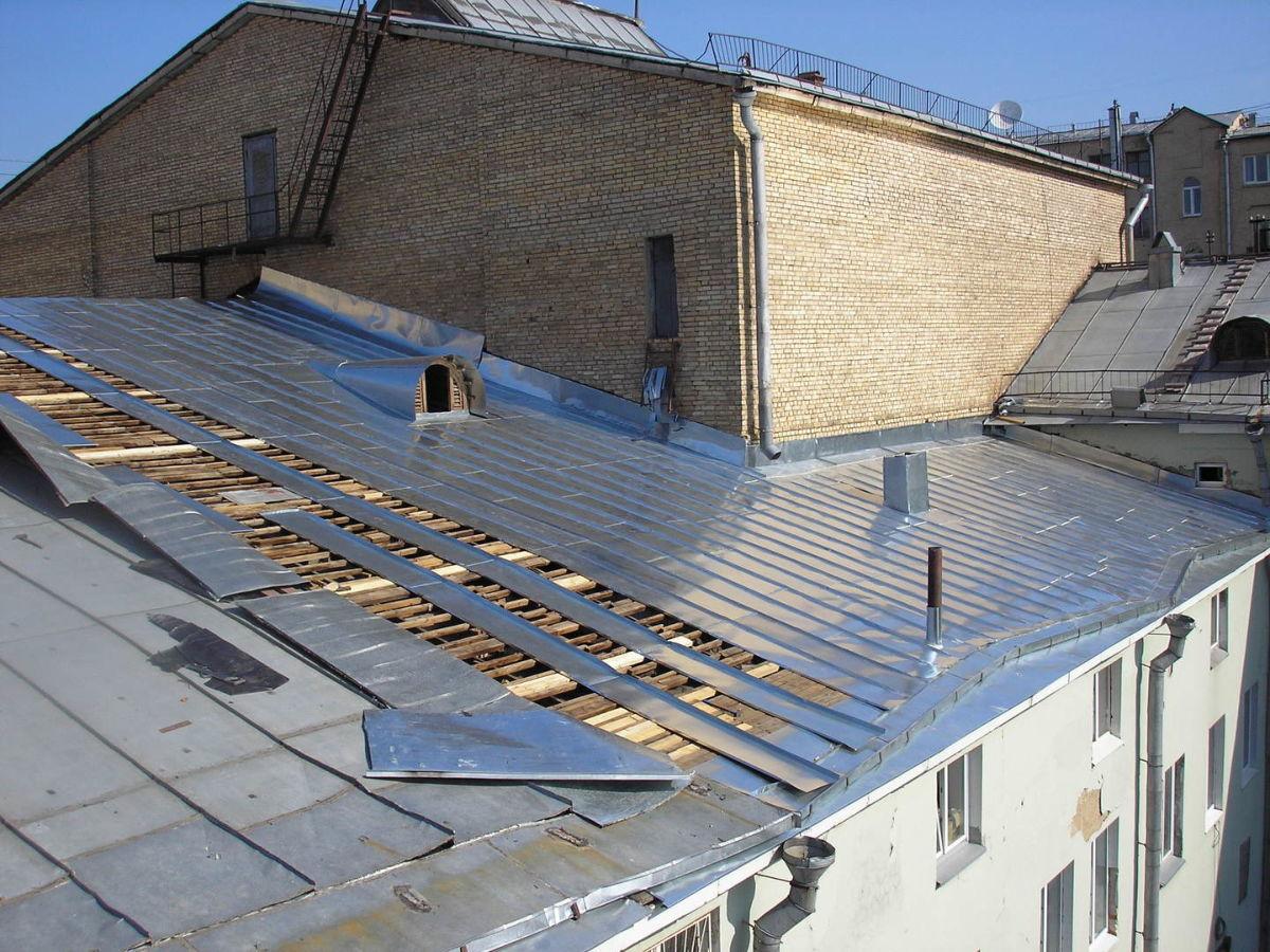 Тендер капитальный ремонт кровли и фасада здания упфр г оренбург