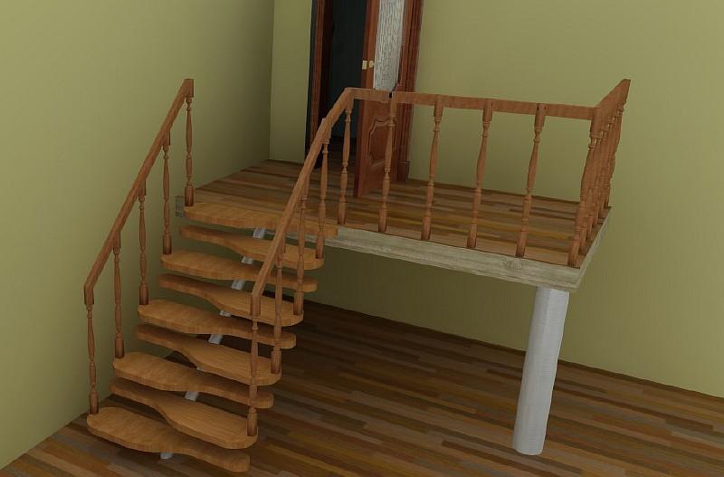 Лестница-Гусинный-Шаг