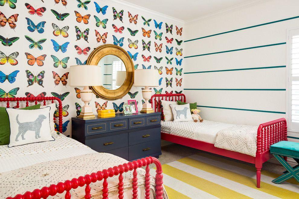 Luxuriöse-Teenager-Zimmer-für-Mädchen
