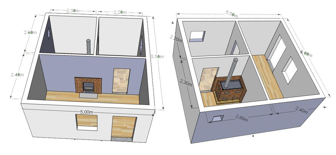 Проект-бани-парилкой-отдельной-моечной-и-предбанником