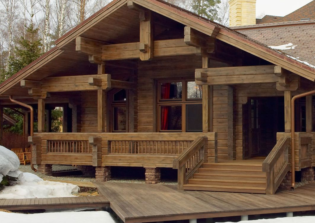 Как построить дом из бревен своими руками дешево и красиво проекты фото 476