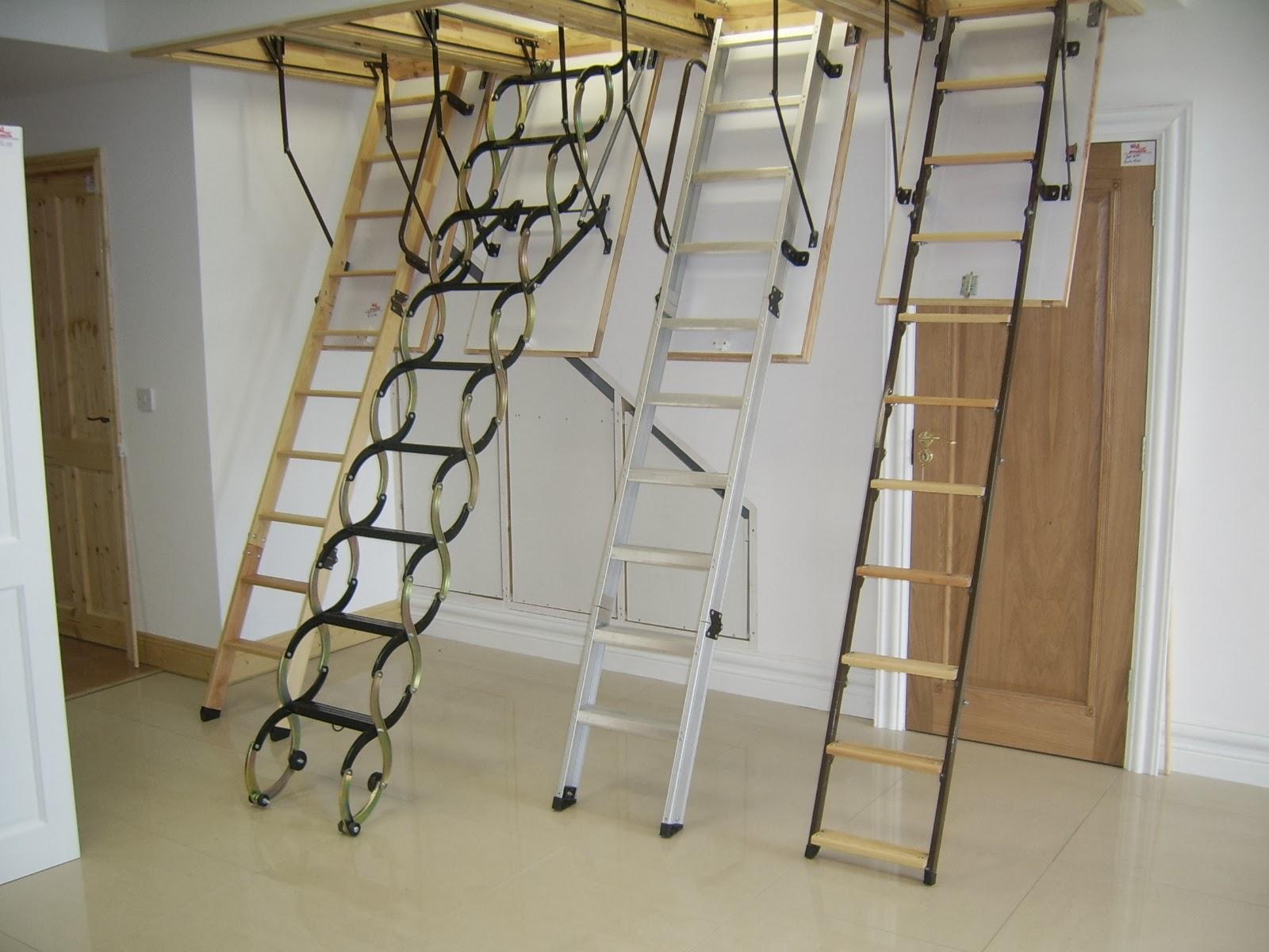 Расценки на установку чердачной лестницы fakro