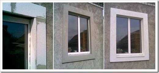 Комбинировать сайдинг и штукатурку фасада