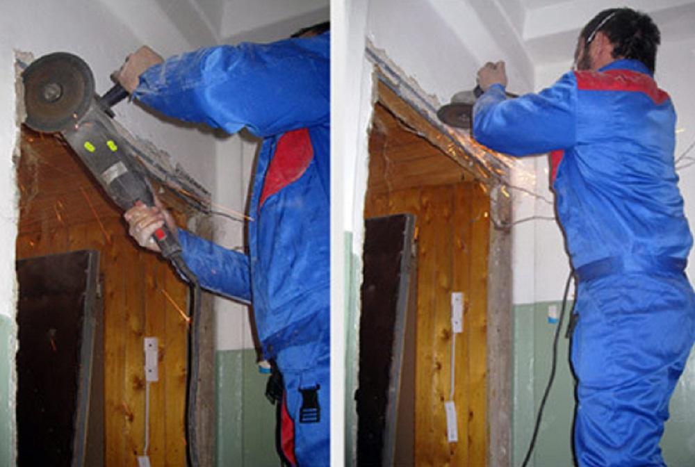 Ремонт дверей в квартире своими руками фото 47