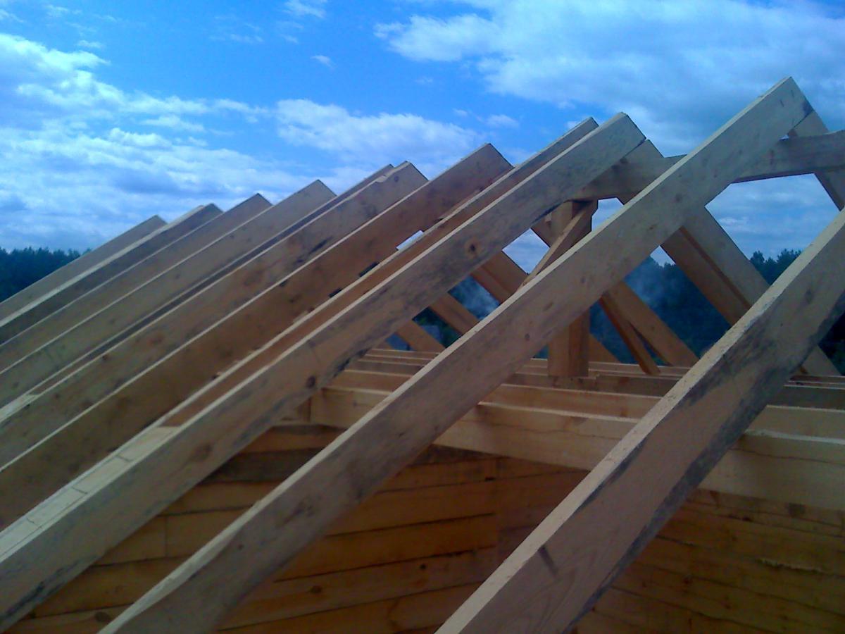 схема соединения бруса при строительстве дома