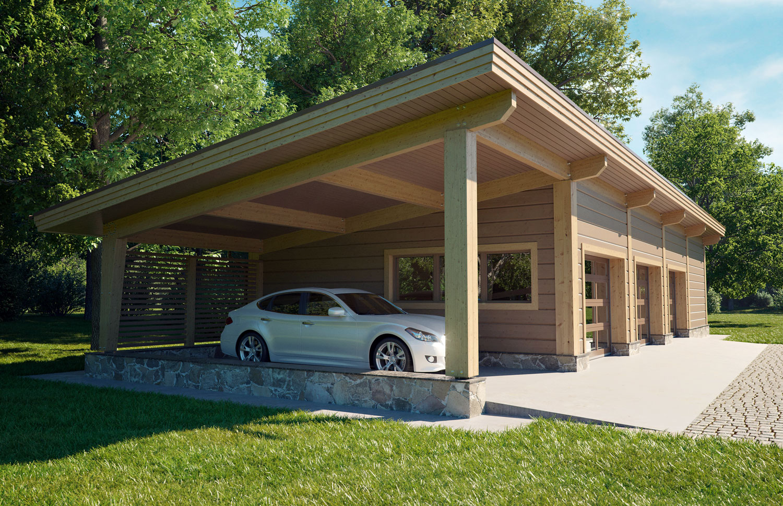 Купить металлический гараж в астрахани